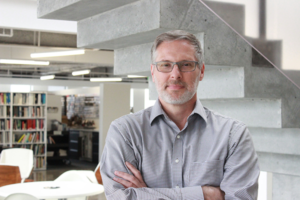 David Ramsey, NCIDQ, IIDA