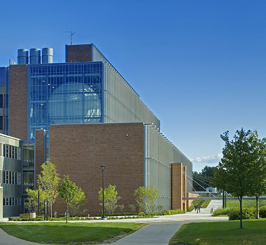 Mark Jefferson Science Complex - LEED Gold
