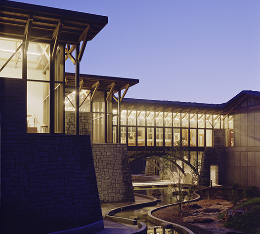 Gwinnett Environmental & Heritage - LEED Gold Center
