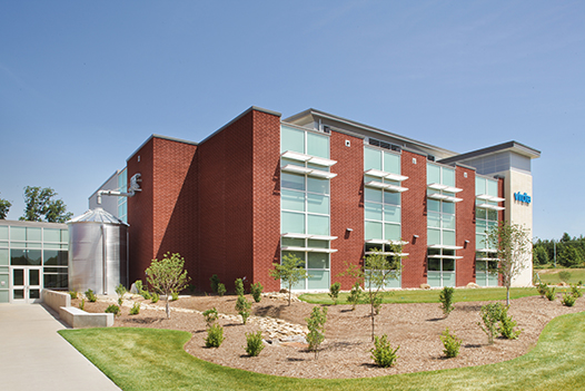 Sustainable Energy Technology Center Building - LEED Gold