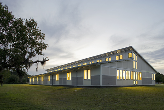 Marine & Coastal Science Research & Instructional Center - LEED Gold