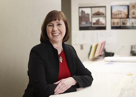 Susan Turner, AIA, LEED AP