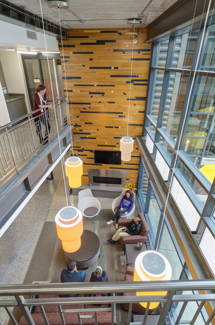 Western Heights Residence Hall Complex - LEED Gold