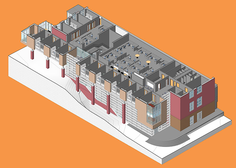 Freeman Hall Expansion