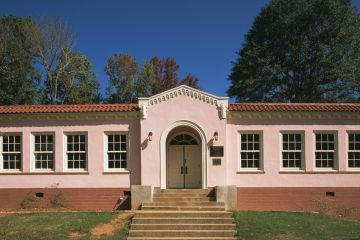 Memorial Park Operations Building