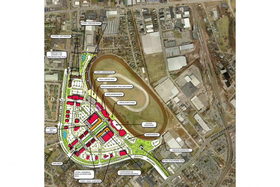 The Red Mile Development Plan