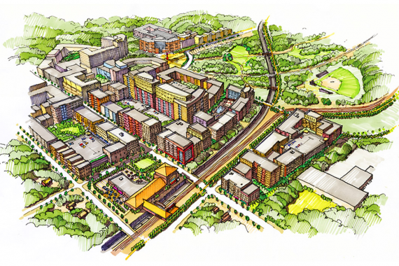 BeltLine TAD Redevelopment Plan