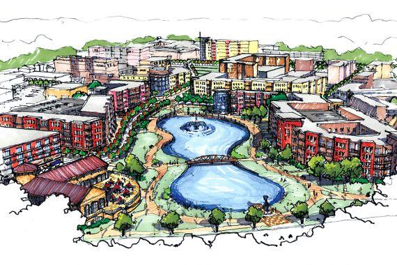 East Decatur Station Master Plan