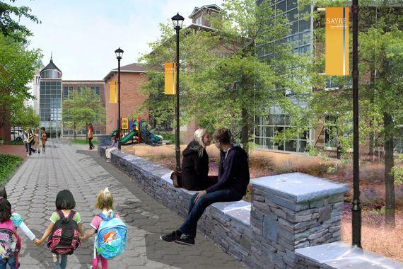 Sayre K-12 School Campus Master Plan