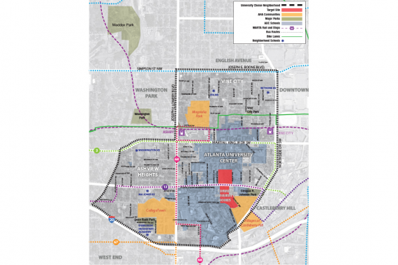 University Area Choice Neighborhoods Initiative