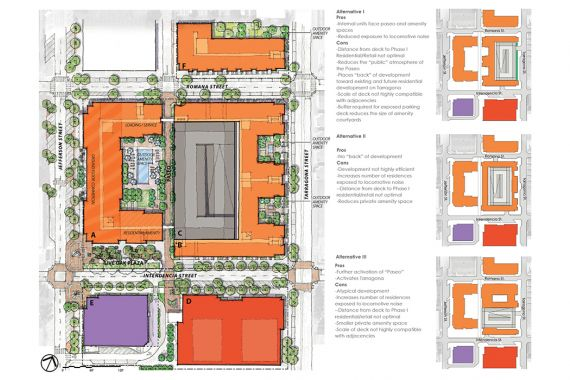 Urban design planning lord aeck sargent for Architectural concepts pensacola florida