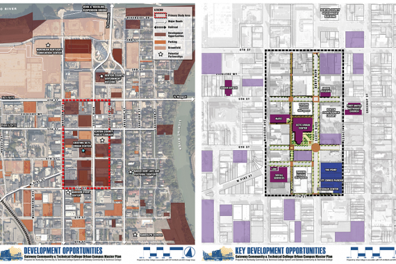 Gateway CTC Urban Campus Plan