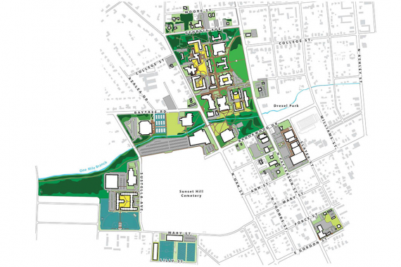 Valdosta State University Campus Master Plan