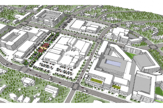 Cameron Village and Hillsborough Street Small Area Plans