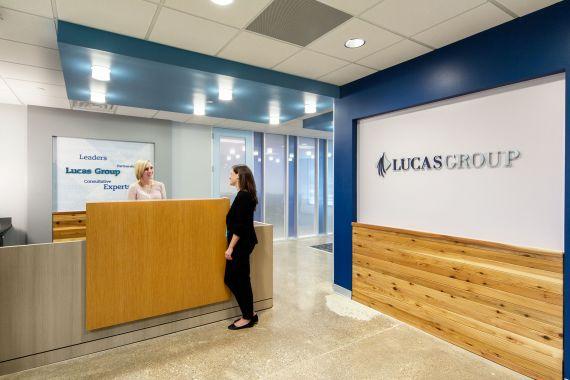 Lucas Group Dallas Office