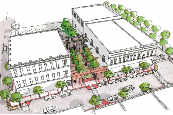 Douglas Downtown Master Plan
