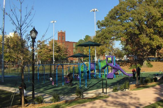 Butler Park Revitalization