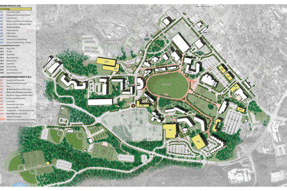 University of North Georgia Campus Master Plan