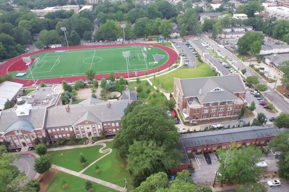 Atlanta International School Campus Design