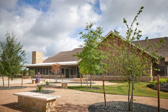San Felipe De Austin Visitor Center