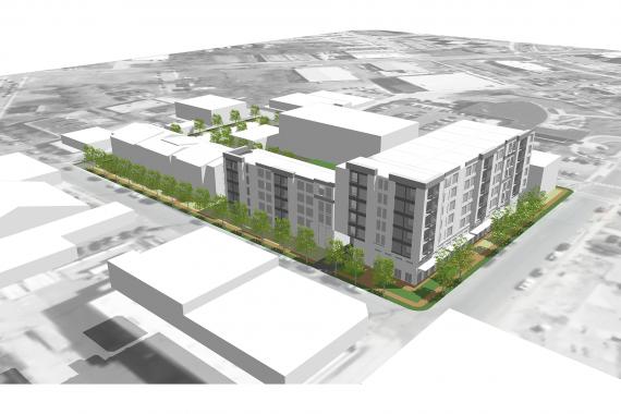 Durham Housing Authority Downtown & Neighborhood Plan