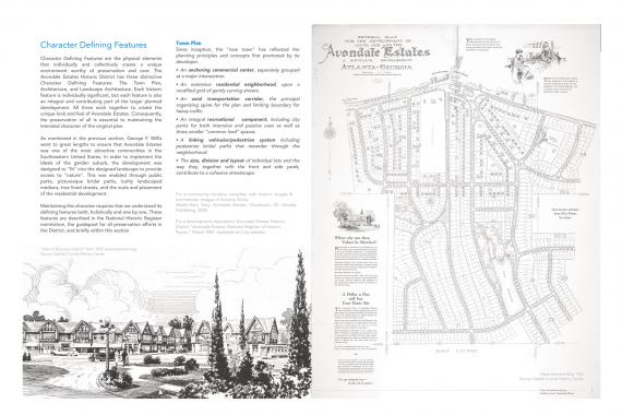Avondale Estates Historic District Guidelines