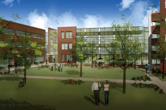 Morehouse School of Medicine Campus Master Plan