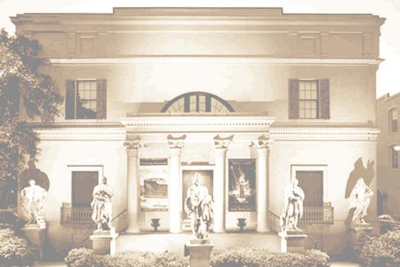 Telfair Academy of Arts & Sciences Restoration