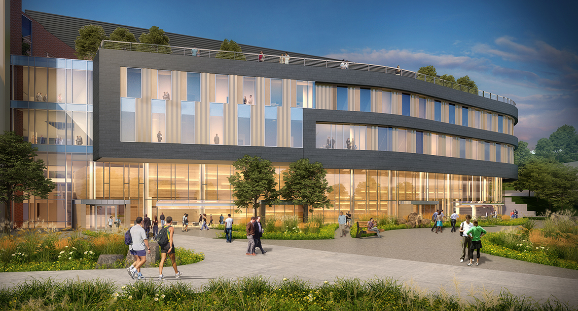 STEM Center & Science Quad