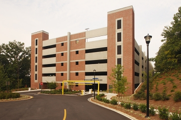 Award of Excellence, Parking Deck Category, 2010